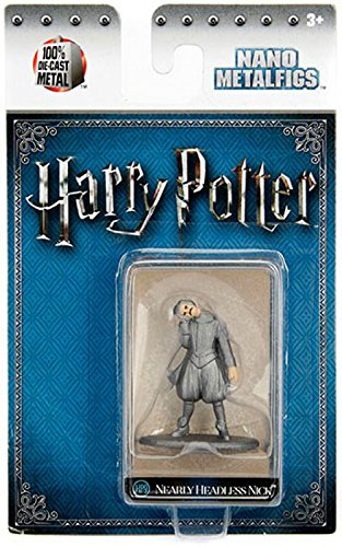 Harry Potter Nano Metalfigs HP9 - Nearly Headless Nick