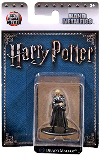 Harry Potter Nano Metalfigs HP19 - Draco Malfoy