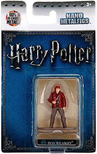 Harry Potter Nano Metalfigs HP15  - Ron Weasley Year 7
