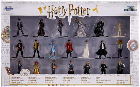 Harry Potter Nano Metalfigs - 20 pack wave 4