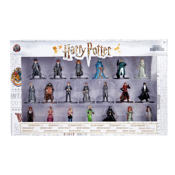 Harry Potter Nano Metalfigs - 20 pack wave 3