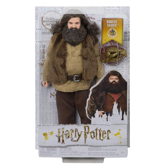 Harry Potter - Hagrid Doll GKT94
