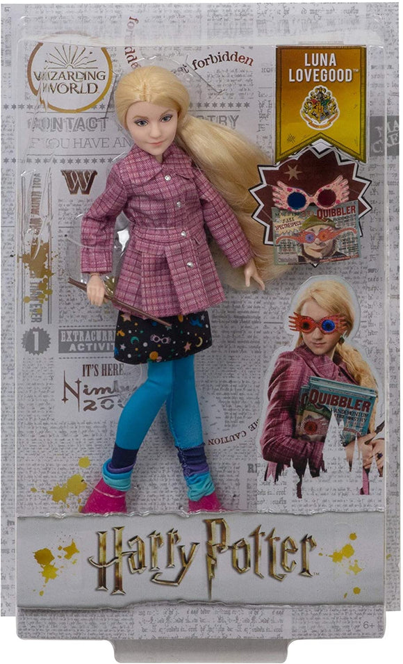 Harry Potter - Luna Lovegood Doll GNR32