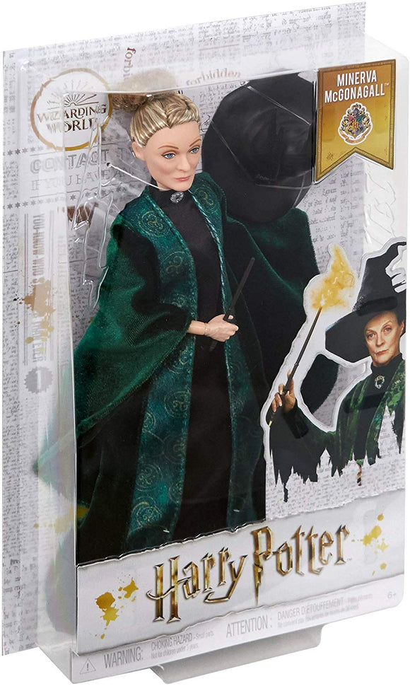 Harry Potter - Professor Minerva McGonagall Doll FYM55
