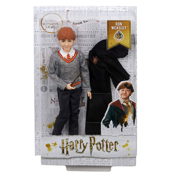 Harry Potter - Ron Weasley Doll FYM52