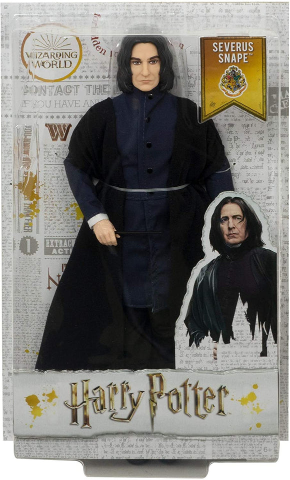 Harry Potter - Severus Snape Doll GNR35
