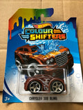 HOT WHEELS Colour Shifters - Chrysler 300 Bling