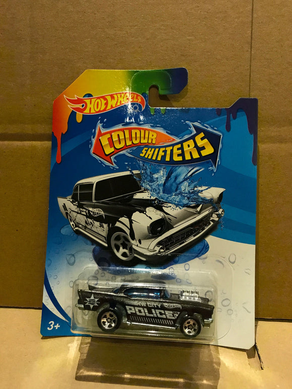 HOT WHEELS Colour Shifters - 57 Chevy