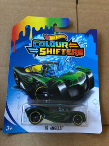 HOT WHEELS Colour Shifters - 16 Angels