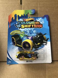 HOT WHEELS Colour Shifters - Buzzkill