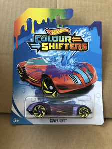 HOT WHEELS Colour Shifters - Covelight
