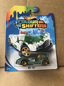 HOT WHEELS Colour Shifters - Mig Rig