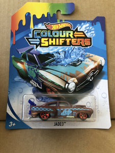HOT WHEELS Colour Shifters - Jaded