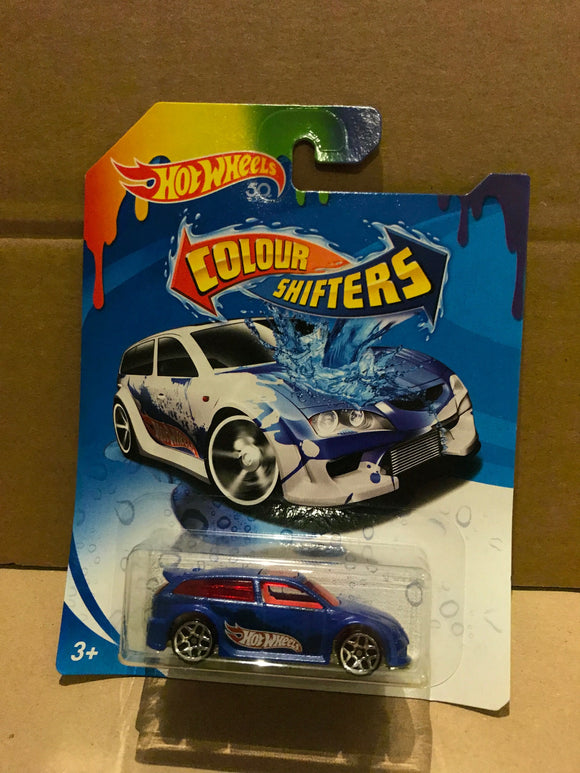 HOT WHEELS Colour Shifters - Audacious