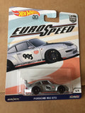 HOT WHEELS DIECAST - Real Riders Car Culture - Euro Speed Set Of 5