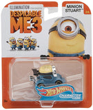 HOT WHEELS DIECAST - Despicable Me 3 - Minion Stuart