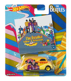 HOT WHEELS DIECAST Pop Culture Series 2019 - The Beatles Set Of 5