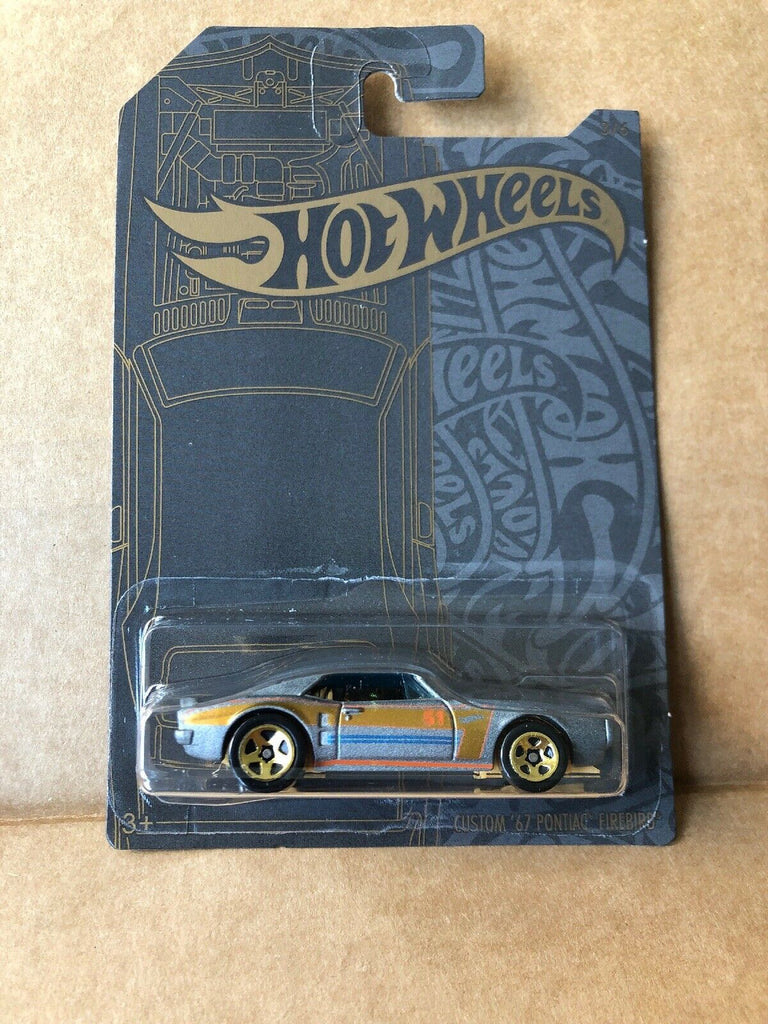 HOT WHEELS DIECAST - Satin and Chrome Series Set Of 6 ...