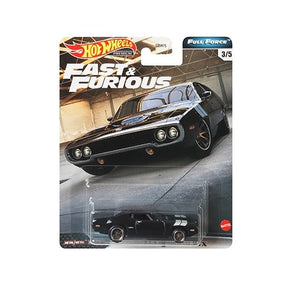 HOT WHEELS DIECAST - Fast and Furious Full Force 71 Plymouth GTX