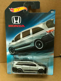 HOT WHEELS DIECAST - Honda Series Set Of 8