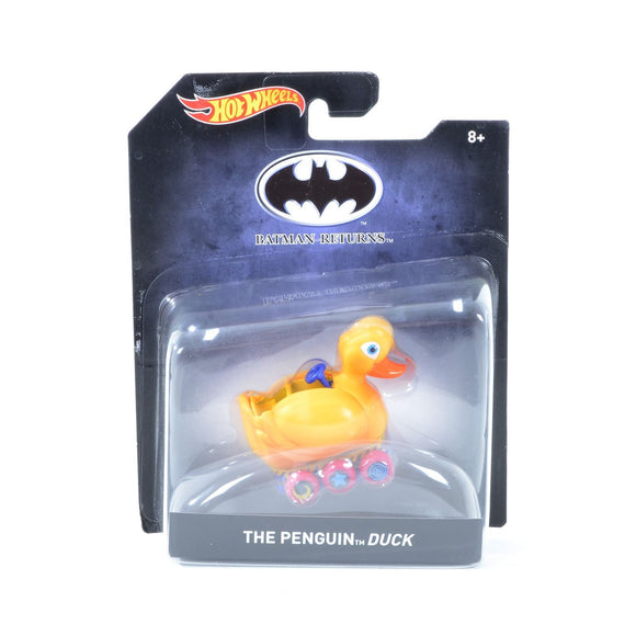 HOT WHEELS BATMAN RETURNS - The Penguin Duck