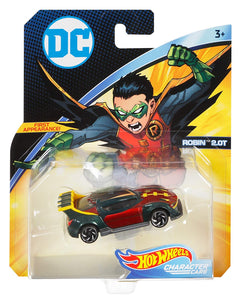 HOT WHEELS - DC Comics Robin 2.0T