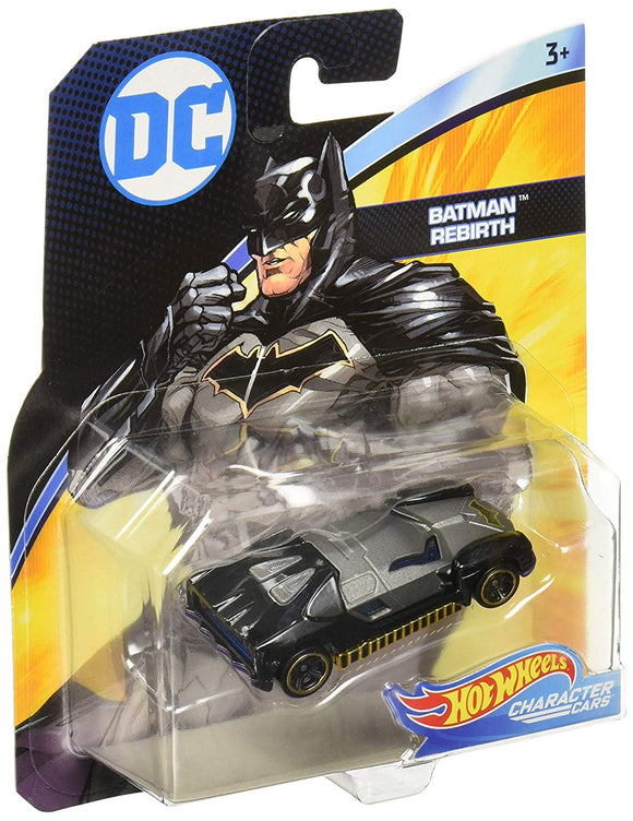 HOT WHEELS - DC Comics Batman Rebirth