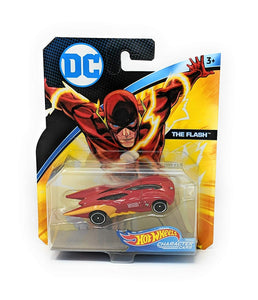 HOT WHEELS - DC Comics The Flash