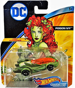 HOT WHEELS - DC Comics Poison Ivy