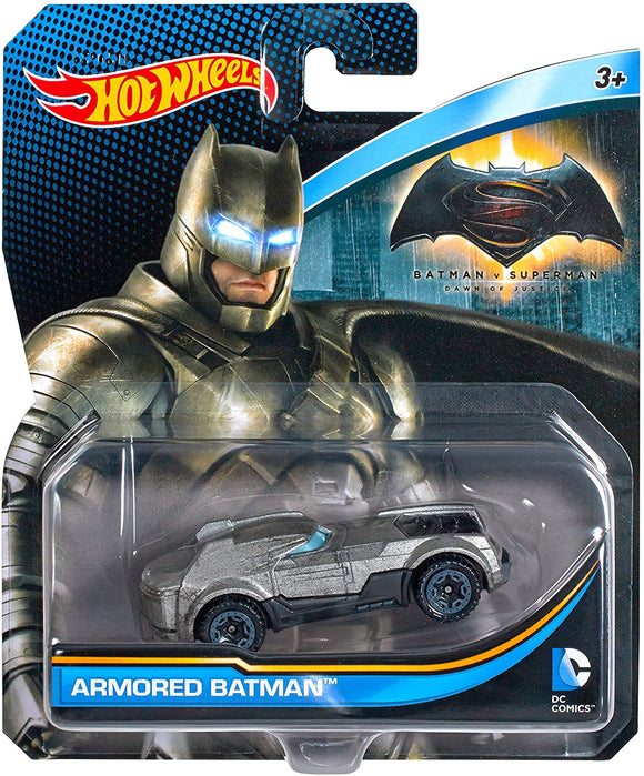 HOT WHEELS - DC Comics Armoured Batman