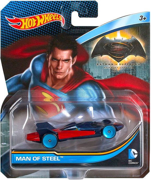 HOT WHEELS - DC Comics Man of Steel