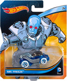 HOT WHEELS - DC Comics Mr Freeze