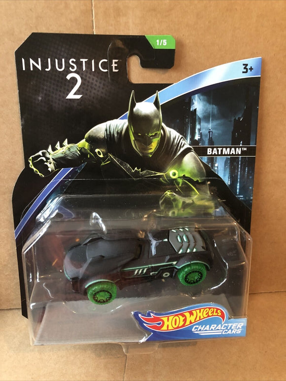 HOT WHEELS - DC Comics Injustice 2 Batman