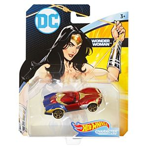 HOT WHEELS - DC Comics Wonder Woman