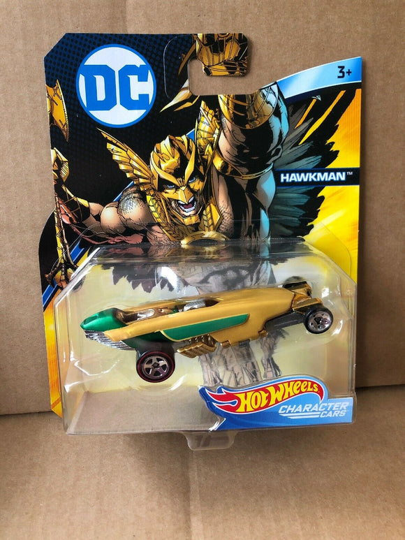 HOT WHEELS - DC Comics Hawkman