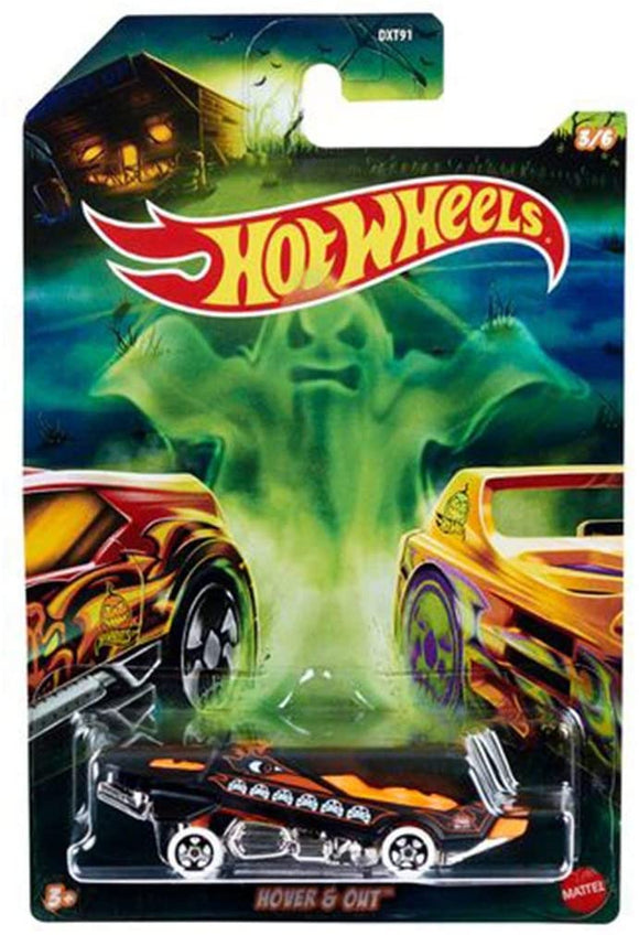 HOT WHEELS DIECAST - Halloween Hover and Out