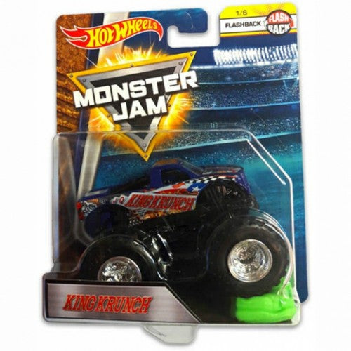 HOT WHEELS MONSTER JAM - King Krunch