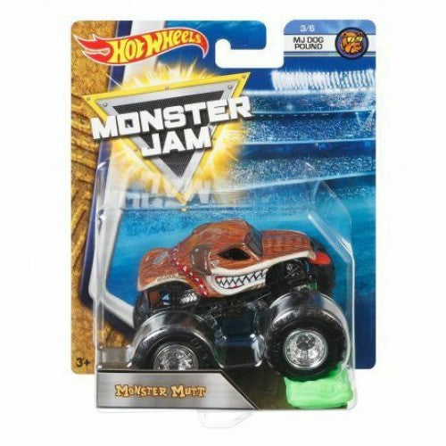 HOT WHEELS MONSTER JAM - Monster Mutt