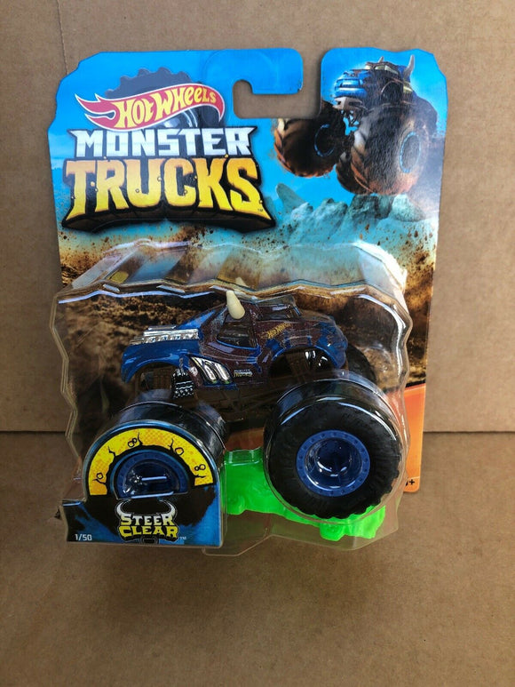 HOT WHEELS MONSTER TRUCKS - Steer Clear