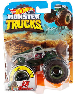HOT WHEELS MONSTER TRUCKS - V8 Bomber