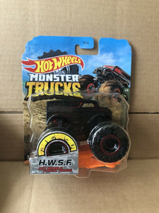 HOT WHEELS MONSTER TRUCKS - Hot Wheels Special Forces HWSF