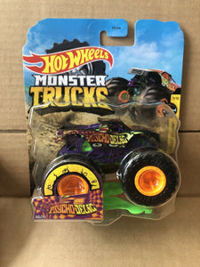 HOT WHEELS MONSTER TRUCKS - Psycho-delic