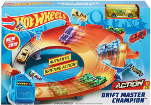 HOT WHEELS - Drift Master Champion playset with Vehicle