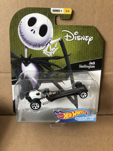 HOT WHEELS DIECAST - Disney Jack Skellington