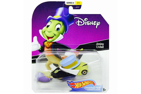 HOT WHEELS DIECAST - Character Cars Disney Jimmy Cricket