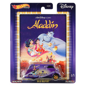 HOT WHEELS DIECAST - Aladdin - Deco Delivery