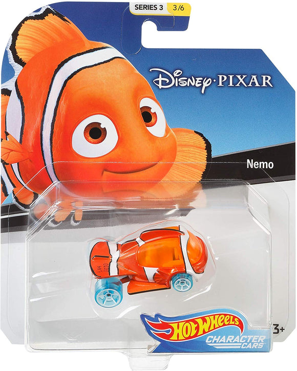 HOT WHEELS DIECAST - Character Cars Disney Pixar Nemo