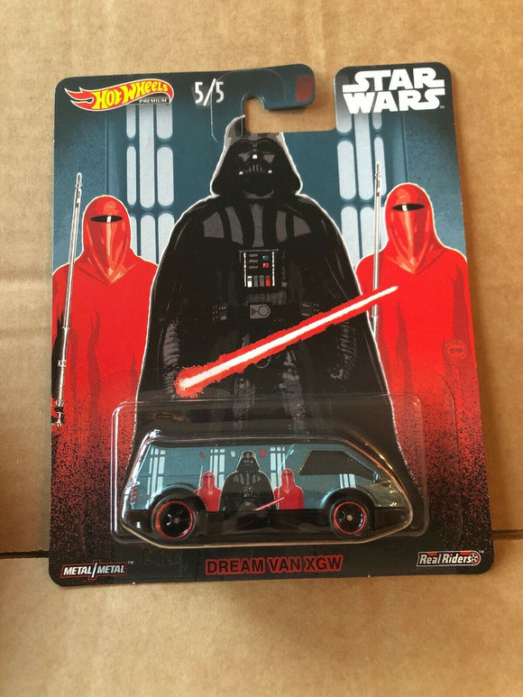 HOT WHEELS DIECAST - Star Wars Dream Van XGW