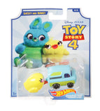 HOT WHEELS DIECAST - Toy Story 4 - Ducky and Bunny