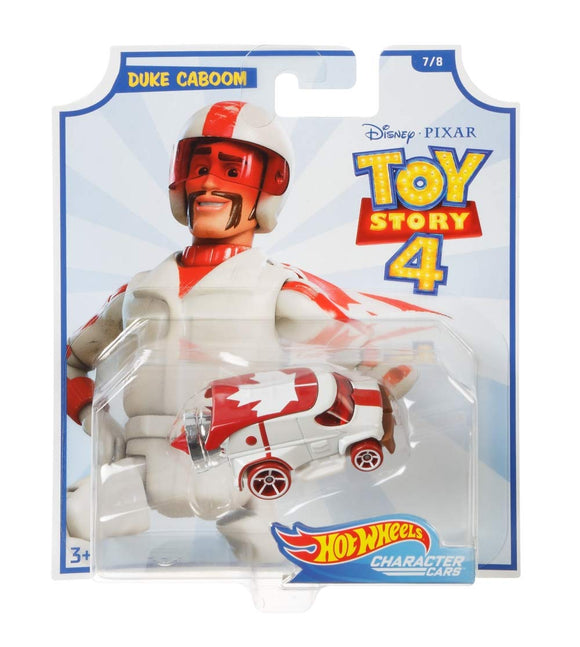 HOT WHEELS DIECAST - Toy Story 4 - Duke Caboom